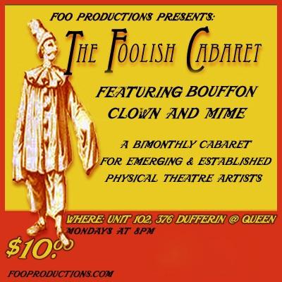 The Foolish Cabaret