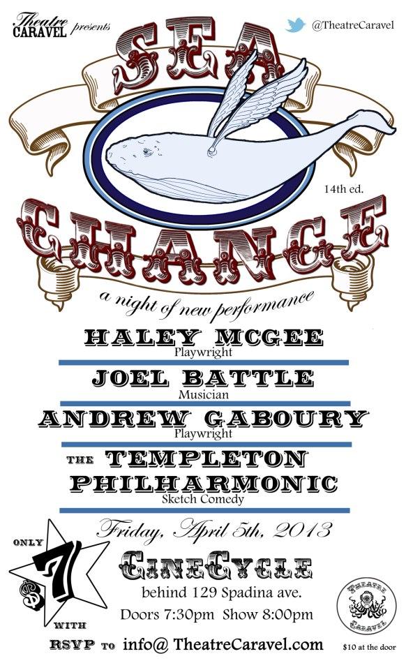 sea change poster