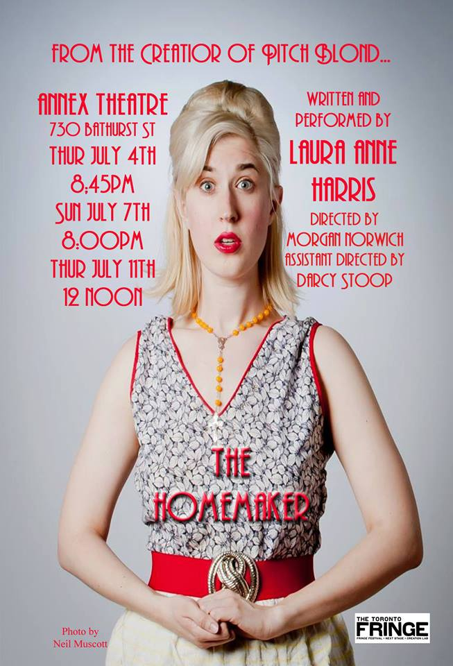 the homemaker poster