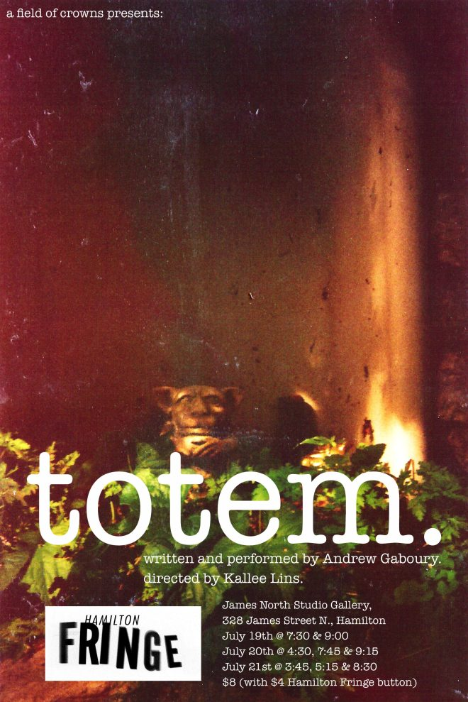 totem first poster small