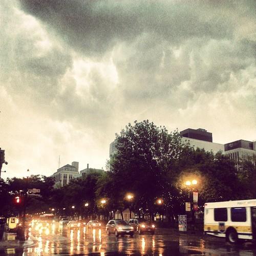 hamilton storm running