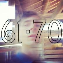 61 - 70 / http://wp.me/p3483T-aJ