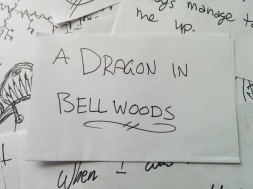 dragon in bellwoods