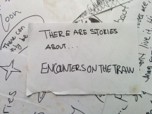 encounters on the train