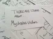 mysterious visitors