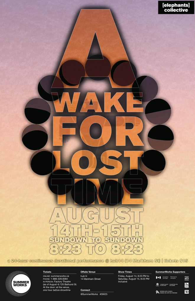 A-Wake-For-Lost-Time-SummerWorks-Poster-3